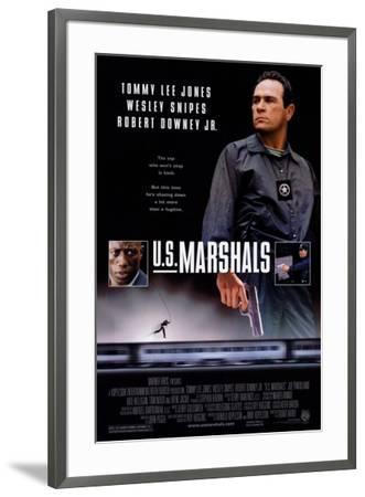 U.S. Marshals--Framed Poster