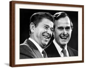 U.S. President-Elect Ronald Reagan