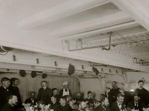 U.S.S. New York, Petty Officers Mess