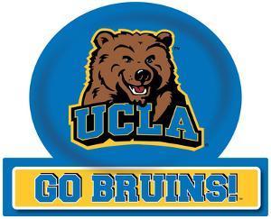 UCLA Bruins Jumbo Tailgate Peel & Stick