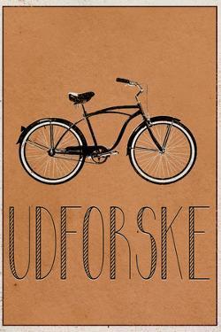 UDFORSKE (Danish -  Explore)