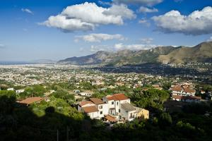 Italy, Sicily, Palermo, View at Palermo by Udo Bernhart