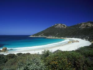 Australia, Western Australia, South Coast, Albany, Two People's Bay, Little Beach by Udo Siebig