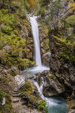 Austria, Carinthia, Karawanken, Ferlach, Loibltal by Udo Siebig