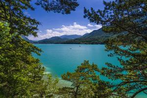 Austria, Salzburger Land (Ferderal State of Austria), Fuschl Am See by Udo Siebig