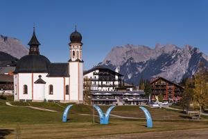 Austria, Tyrol, Seefeld by Udo Siebig