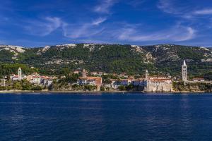 Croatia, Rab Rab Town, Anacreontic Island by Udo Siebig