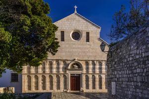 Croatia, Rab Rab Town, Cathedral Sveta Marija by Udo Siebig