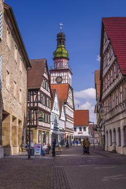 Germany, Baden-Wurttemberg, Kirchheim Unter Teck by Udo Siebig