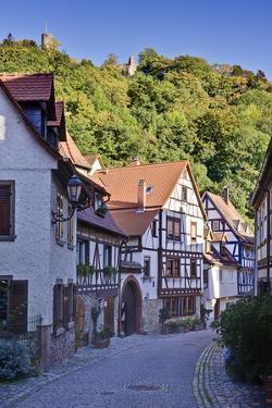 Germany, Baden Wurttemberg, Odenwald (Region), Bergstra?e (Region), Weinheim (Town by Udo Siebig