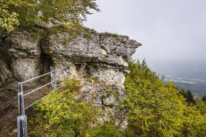 Germany, Baden-Wurttemberg, Swabian Alp, Zollernalb, Albstadt by Udo Siebig