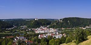 Germany, Bavaria, Lower Bavaria, AltmŸhltal (Valley), Riedenburg by Udo Siebig