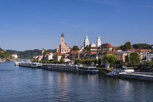 Germany, Bavaria, Lower Bavaria, Donau-Inn, Passau by Udo Siebig