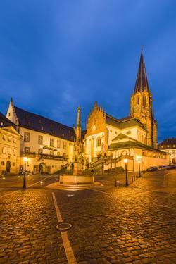 Germany, Bavaria, Lower Franconia, Mainfranken, the Untermain by Udo Siebig