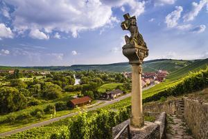 Germany, Bavaria, Lower Franconia, Mainfranken, Volkach by Udo Siebig
