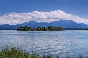 Germany, Bavaria, Upper Bavaria, Chiemgau, Gstadt Am Chiemsee (Lake by Udo Siebig