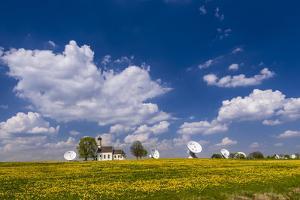 Germany, Bavaria, Upper Bavaria, FŸnfseenland, Ammersee Region by Udo Siebig