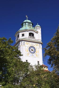Germany, Bavaria, Upper Bavaria, Munich, Close MŸller'Sches Volksbad by Udo Siebig