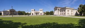 Germany, Bavaria, Upper Bavaria, Munich, District Maxvorstadt by Udo Siebig