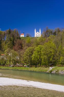 Germany, Bavaria, Upper Bavaria, Tšlzer Land (Area), Bad Tšlz by Udo Siebig