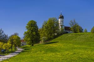 Germany, Bavaria, Upper Bavaria, Tšlzer Land (Area), Holzhausen by Udo Siebig
