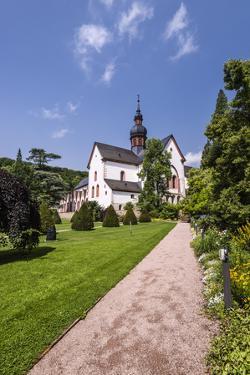 Germany, Hesse, Rheingau (Region), Eltville Am Rhein (Village), Cloister Eberbach by Udo Siebig