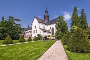Germany, Hessen, Rheingau Area, Eltville Am Rhein, Cloister Eberbach by Udo Siebig