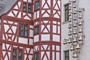 Germany, Hessen, Taunus (Region), German Framework Road, Bad Camberg (Town by Udo Siebig