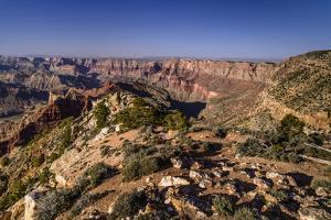 The USA, Arizona, Grand canyon National Park, South Rim, Lipan Point by Udo Siebig