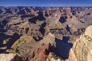 The USA, Arizona, Grand canyon National Park, South Rim, Pima Point by Udo Siebig
