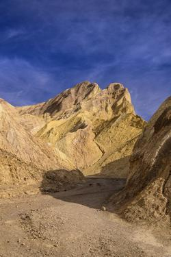 The USA, California, Death Valley National Park, Golden canyon by Udo Siebig