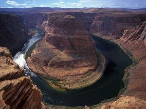 USA, Arizona, Glen Canyon, Page, Colorado River, Horseshoe Bend by Udo Siebig