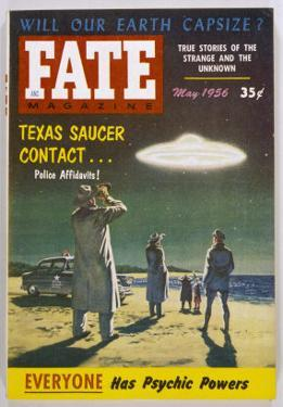 UFO Seen by Ray Stanford at Padre Island Texas Usa