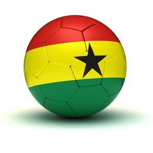 Ghanaian Football by Ufuk