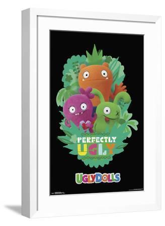 Uglydolls - Ugly Is In--Framed Poster
