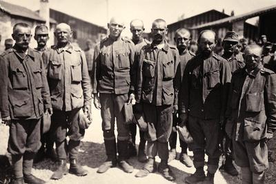 Austrian Prisoners in Bagnaria Arsa