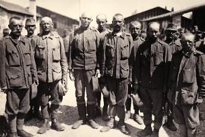 Austrian Prisoners in Bagnaria Arsa by Ugo Ojetti
