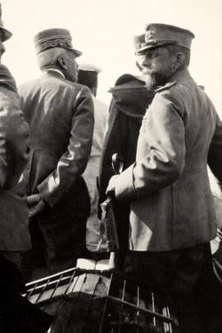 General Luigi Cadorna in Grado During WWI by Ugo Ojetti