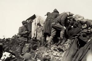 In the Trenches, on Pal Grande During World War I by Ugo Ojetti