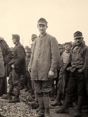 Prisoner at Bagnaria Arsa, Udine, During World War I by Ugo Ojetti