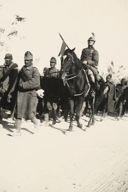Prisoners During WWI by Ugo Ojetti