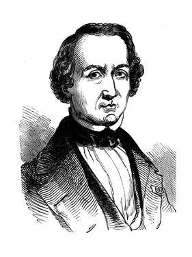 Ujj Leverrier, French Astronomer Who Calculated the Position of Planet Neptune in 1846