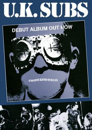 Uk Subs-Another Kind Of Blues