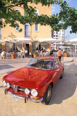 Alfa Romeo GT Veloce 1750 Bertone by Uli Jooss