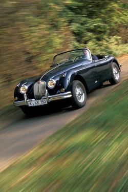 Jaguar XK 150 By Uli Jooss