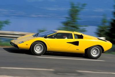 Lamborghini Countach by Uli Jooss