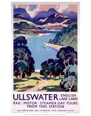 Ullswater Lakes
