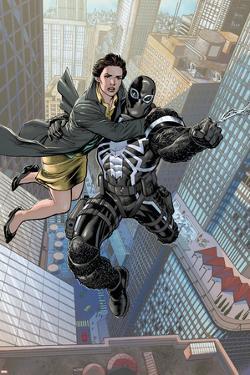 Ultimate Spider-Man Style Guide: Agent Venom