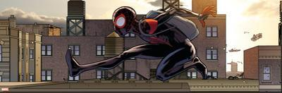 Ultimate Spider-Man Style Guide: Ultimate Spider-Man Morales