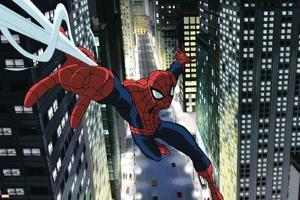 Ultimate SpiderMan - Animation 2015 Still Sequences